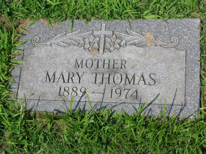 Mary Swetz Thomas